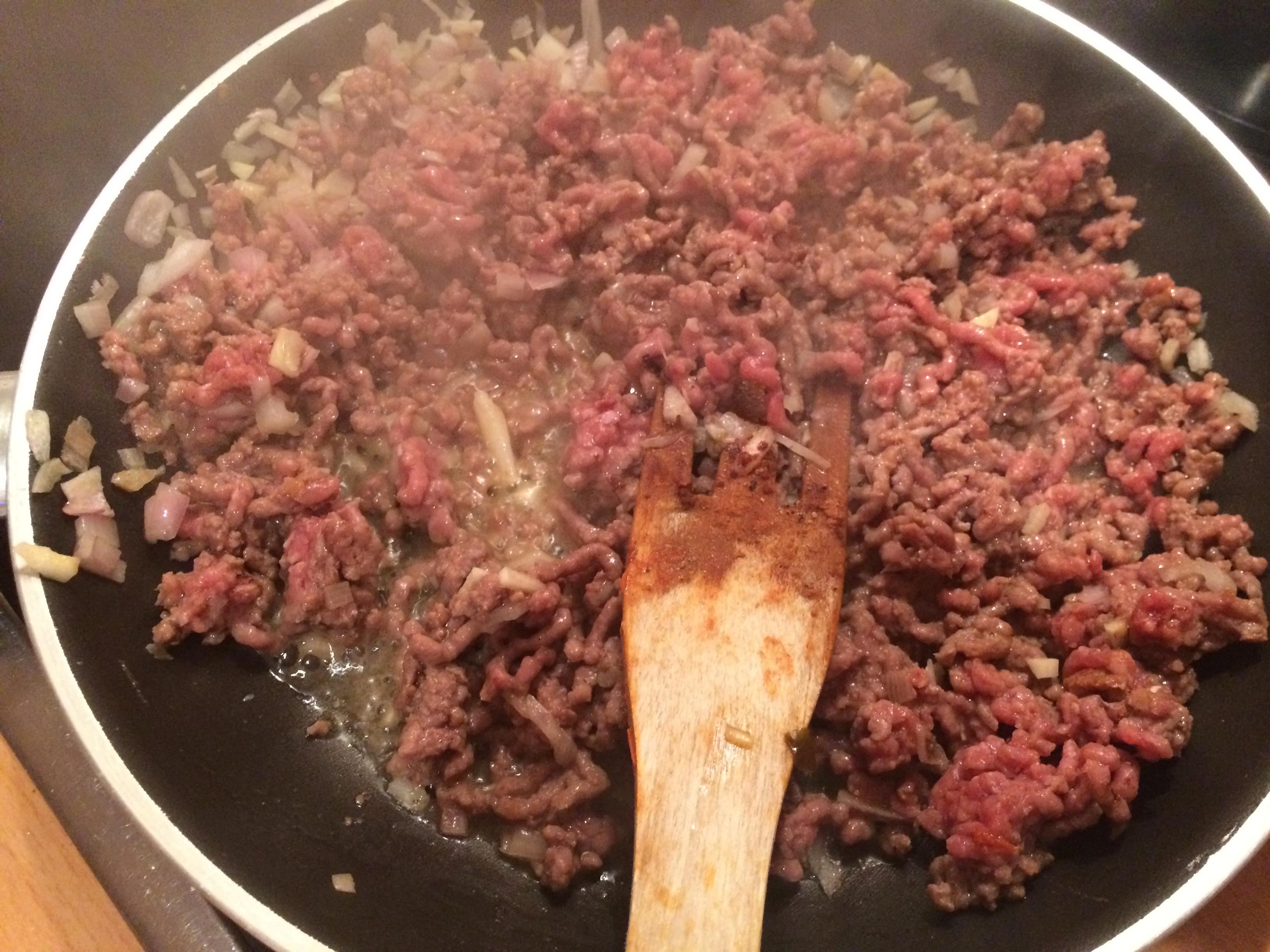 Miss cocinillas recetas pr cticas con mucho gusto - Como cocinar carne picada ...